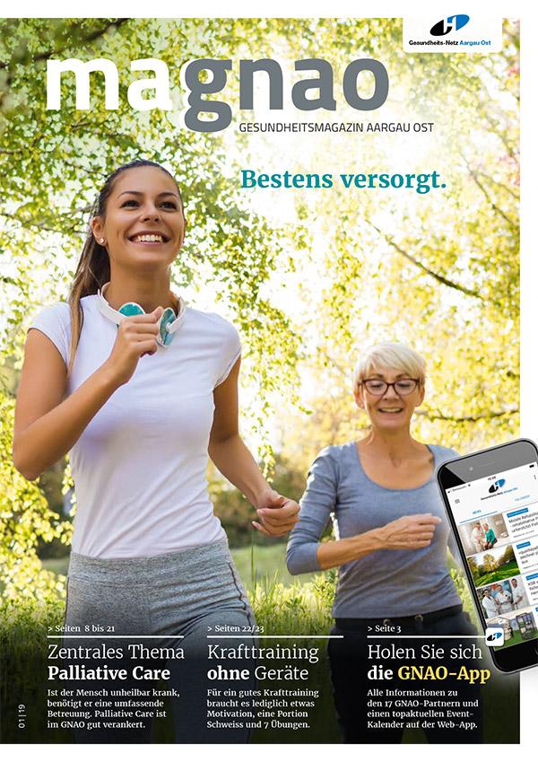 Gesundheitsmagazin Magnao Ausgabe 1-2019