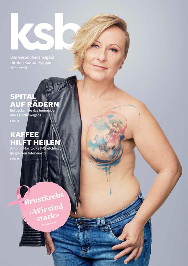 Zeitschrift KSB Kantonsspital Baden